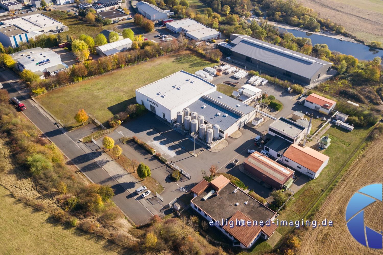 Drohnenfotos / Drohnenaufnahmen / Luftbildaufnahmen Industrie