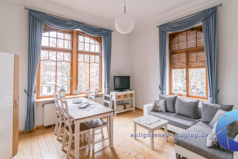 Foto einer Immobilie durch einen Immobilienfotograf / Architekturfotograf