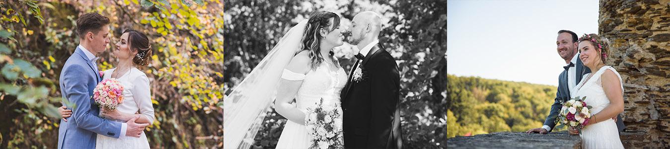 Hochzeitsfotograf / Hochzeitsvideograf